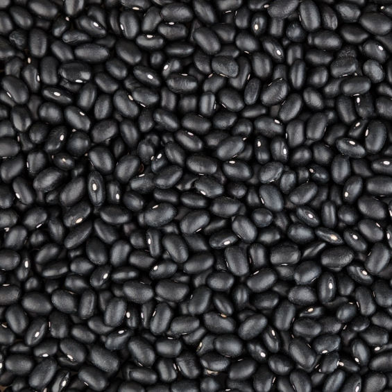 black beans from Argentina