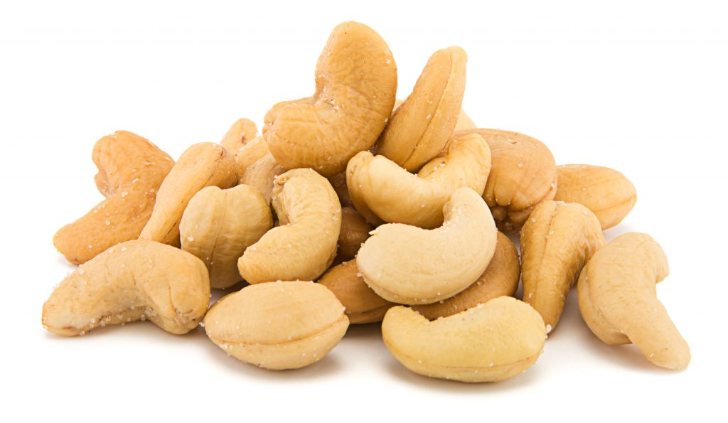 Just Launched! Organic Cashew Nuts!