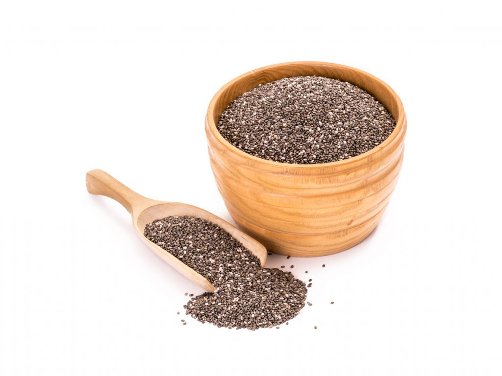 Great Quality Organic Chia Available